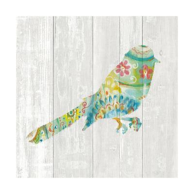 Spring Dream Paisley X-Danhui Nai-Art Print