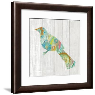 Spring Dream Paisley XI-Danhui Nai-Framed Art Print