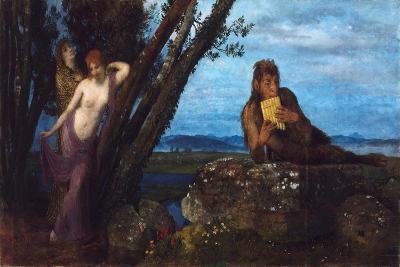 Spring Evening, 1879-Arnold B?cklin-Giclee Print