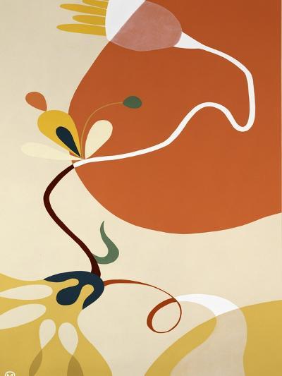 Spring Fever II-Mary Calkins-Premium Giclee Print
