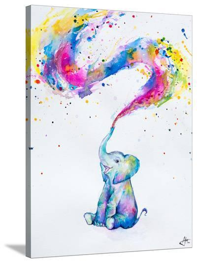 Spring (Final)-Marc Allante-Stretched Canvas Print