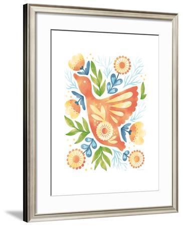Spring Fling III-Cleonique Hilsaca-Framed Art Print