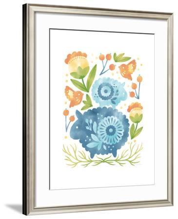 Spring Fling IV-Cleonique Hilsaca-Framed Art Print