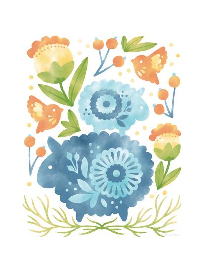 Spring Fling IV-Cleonique Hilsaca-Premium Giclee Print