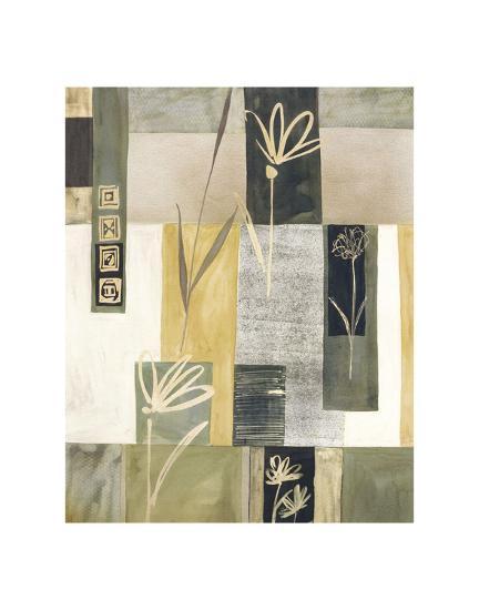Spring Fragment-Muriel Verger-Art Print