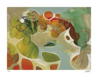 Spring Garden 2-Liz Barber-Giclee Print