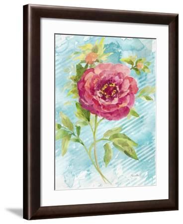 Spring Garden II-Marietta Cohen Art and Design-Framed Giclee Print