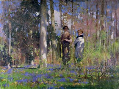 Spring Has Come-George F. Henry-Giclee Print