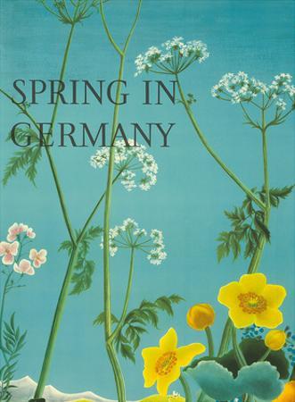 Spring in Germany c.1950s