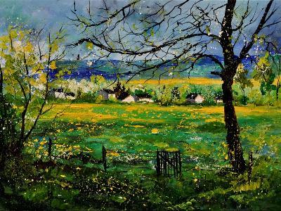 Spring In Herock 57-Pol Ledent-Art Print