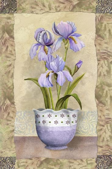 Spring Iris-Abby White-Art Print