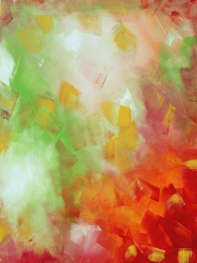 Spring Is Here III-Megan Aroon Duncanson-Art Print
