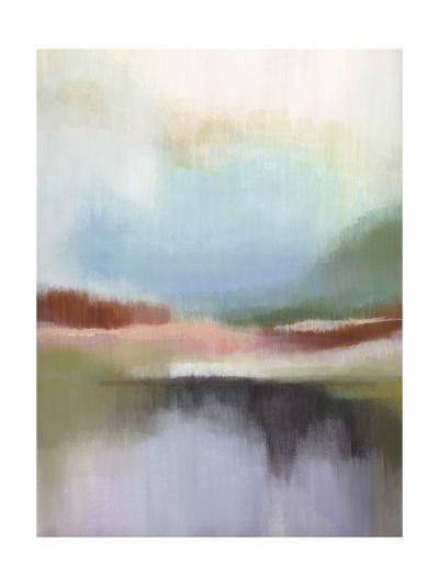 Spring Lake I-Alison Jerry-Art Print