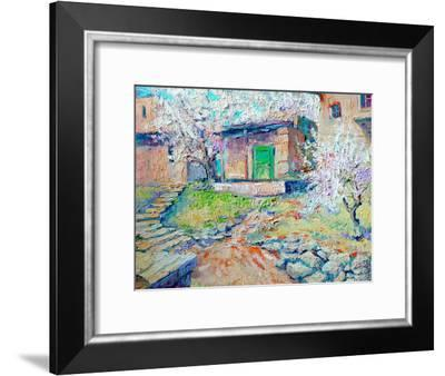 Spring Landscape-Suren Nersisyan-Framed Art Print
