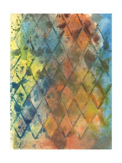 Spring Lattice I-Joyce Combs-Art Print