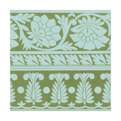 Spring Leaf Motif III-Vision Studio-Art Print