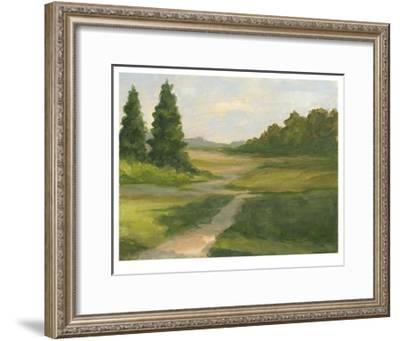 Spring Light VI-Ethan Harper-Framed Limited Edition