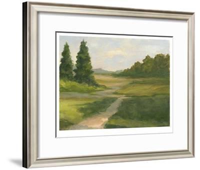 Spring Light VI-Ethan Harper-Framed Limited Edition