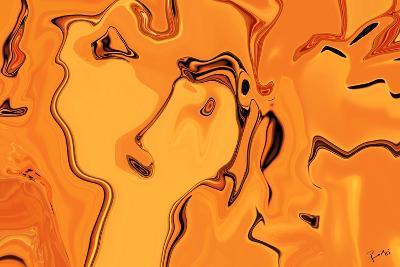spring love-Rabi Khan-Art Print