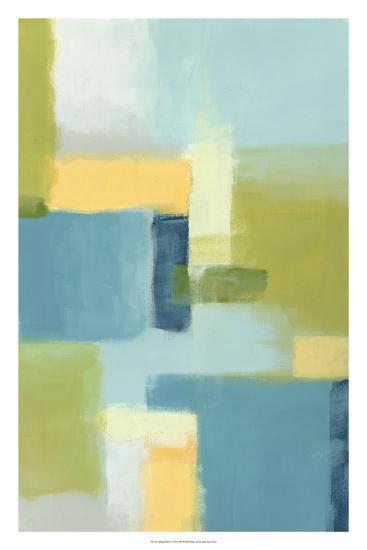 Spring Mist I-June Vess-Premium Giclee Print