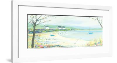 Spring Morning-Janet Bell-Framed Giclee Print