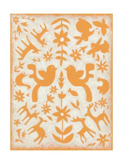 Spring Otomi IV-Chariklia Zarris-Art Print