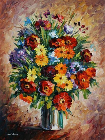 Spring Passion-Leonid Afremov-Art Print