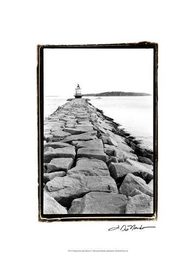 Spring Point Light, Maine II-Laura Denardo-Art Print