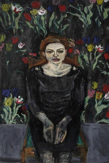 Spring Portrait-Julie Held-Giclee Print