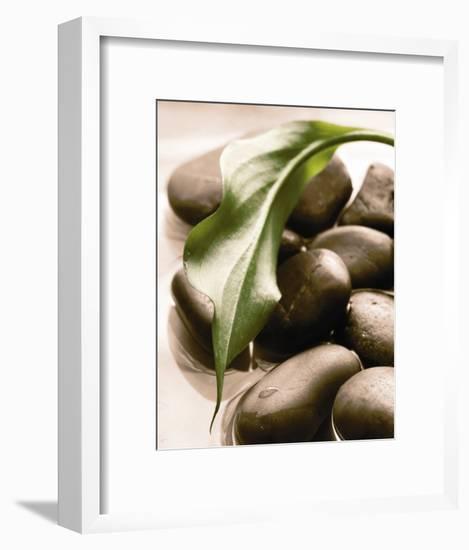 Spring Retreat II-Christine Elizabeth-Framed Art Print