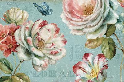 Spring Romance III-Lisa Audit-Art Print