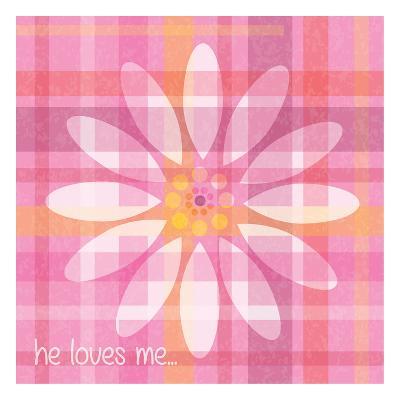 Spring ROmance pairs 04-Melody Hogan-Art Print