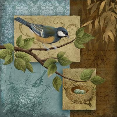 Spring's Treasures I-Conrad Knutsen-Art Print