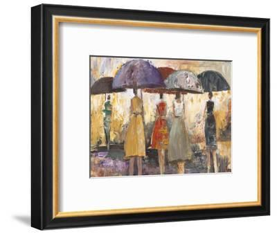 Spring Showers 2-Marc Taylor-Framed Premium Giclee Print