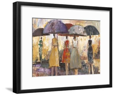 Spring Showers 2-Marc Taylor-Framed Premium Giclee Print