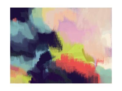 Spring Showers II-Alison Jerry-Art Print