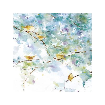 Spring Song 2-Elle Franklin-Giclee Print