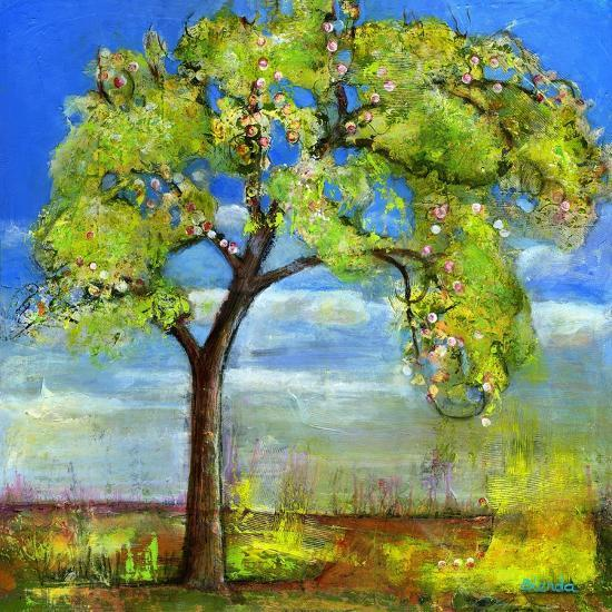 Spring Tree-Blenda Tyvoll-Giclee Print