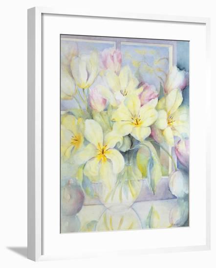 Spring Tulips-Karen Armitage-Framed Giclee Print