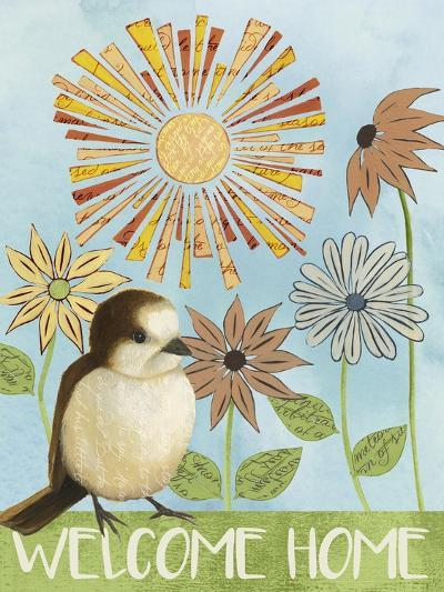 Spring Welcome II-Grace Popp-Art Print