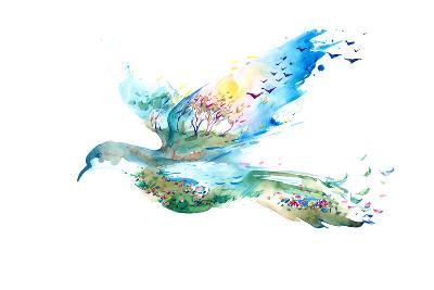 Spring-okalinichenko-Art Print