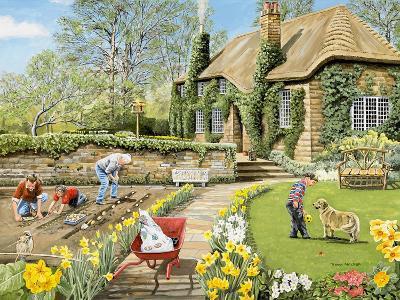 Spring-Trevor Mitchell-Giclee Print