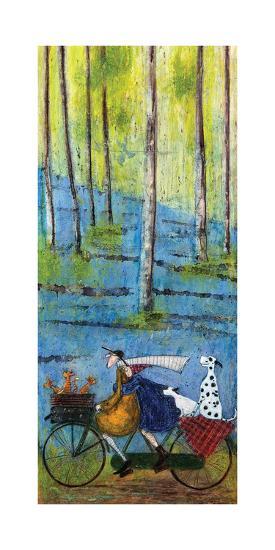 Spring-Sam Toft-Giclee Print
