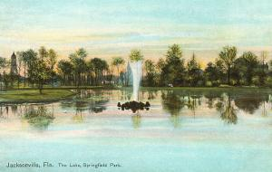 Springfield Park, Jacksonville, Florida
