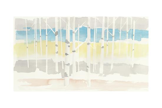 Springlake Aspens Crop-Avery Tillmon-Art Print