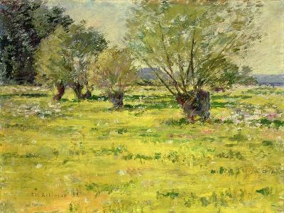 Springtime, 1892-Theodore Robinson-Giclee Print