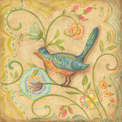 Springtime Birds II-Kate McRostie-Art Print