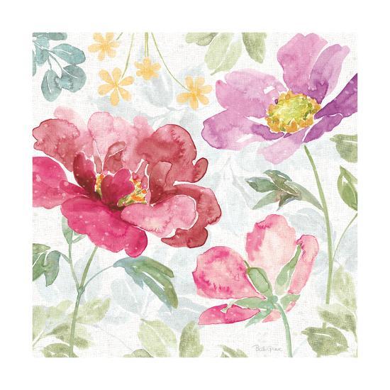 Springtime Bloom II-Beth Grove-Art Print