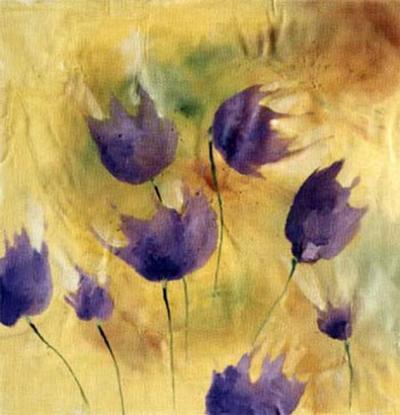 Springtime Breeze-R^ Lange-Art Print