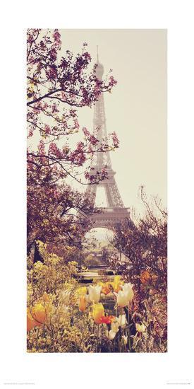 Springtime in Paris-Liz Rusby-Giclee Print